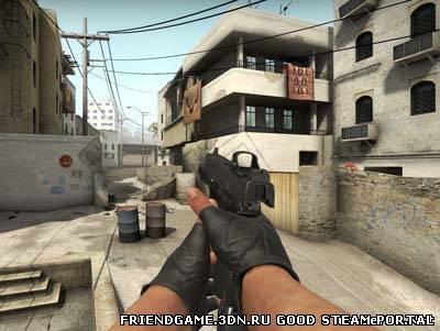 Как заменить пистолет в кс 16